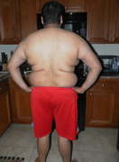 What I look like 7/22/2012 (back view)