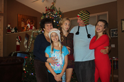 Holiday Family Picture 2012