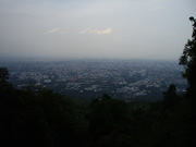 view of chiang mai!