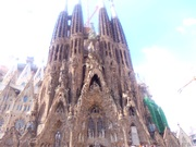 Cathedral in Barcelona :)