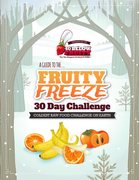 30 Day Winter Raw Challenge