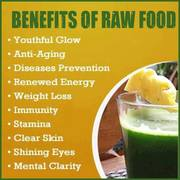 Some Benefits of Raw Food