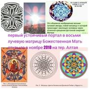 Активированный портал перехода в новую матрицу на территории Алтайских мест силы