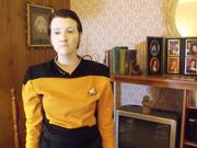 Lt. Commander Data Costume