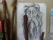 WoodSpirit Drawing