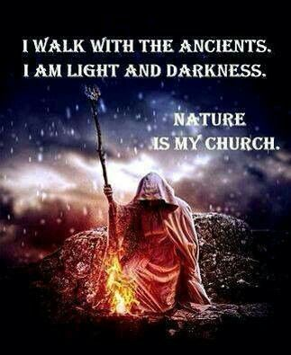 My Truth Nature Is My Church