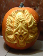 Goblin Pumpkin '09