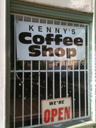 Kenny's Coffee shop on Grand and 28th