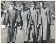 Hollywood Bowl Graduation, June, 1963
