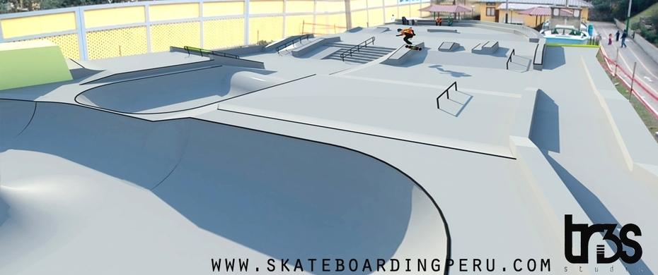 Surco Skatepark Loma Amarilla 1