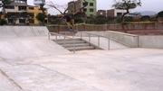 SKATEPARK LLOQUE YUPANQUI - LOS OLIVOS