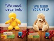 Campagne de financement du Royal Institute for Deaf and Blind Children