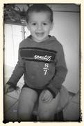 Samuel 3 ans :)