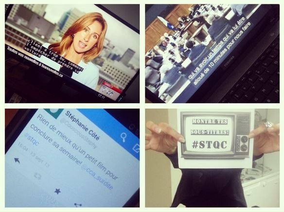 #STQC: Montre tes sous-titres!