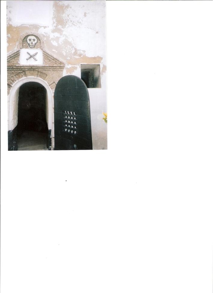 Freedom Fighter's Cell-El Mina Slave Castle