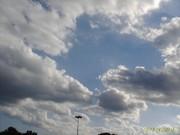 cloudy skies 09/29/2011