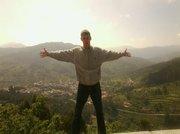 "Me up in Serra da estrela  ""Mountain in the skies"""