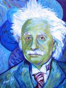 Magnetic Field Relative to  Einstein
