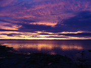 Sunset 22/12/2012