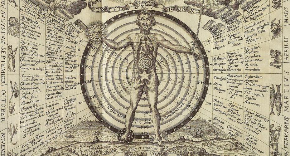 ASTROLOGICAL MAN