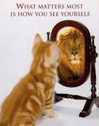 How you see yourself is what matters