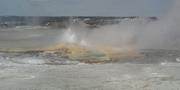 Yellowstone Gyser April 2014