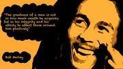 Jah Love speaking thru vessel of Bob Marley <3