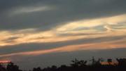 Sunset in Fostoria, Michigan