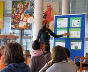 Annegret Maibohm beim KinderyogaKongress