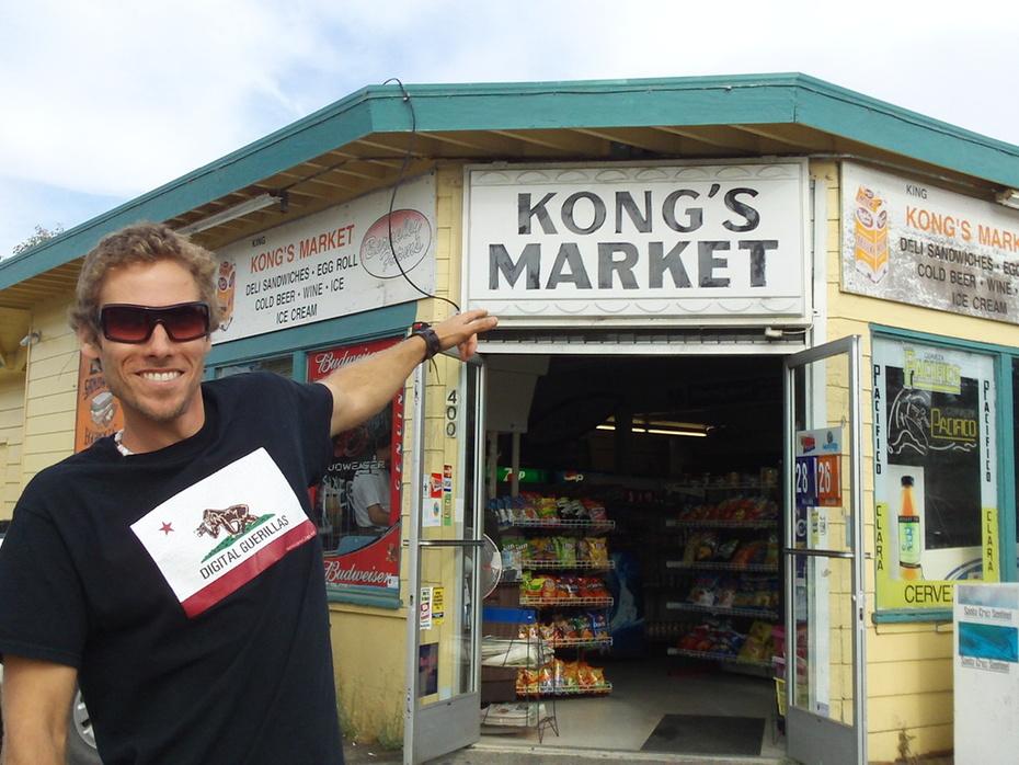 kongs market