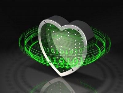 binary heart