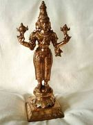 Dhanvantari - Ayurveda Heilgott