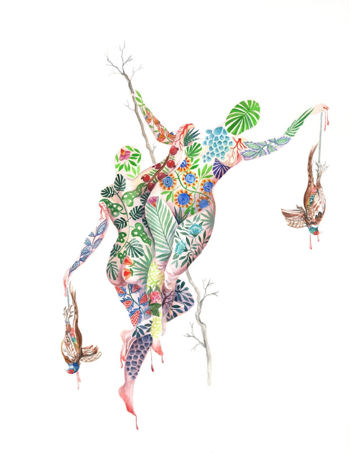 ნახატები, ხელოვნება, ბლოგი, Qwelly, მხატვრობა, გლობალური დათბობა, კლიმატი