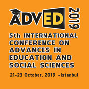 Call for Papers: ADVED 2019- 5th International Conference on Advances in Education and Social Sciences