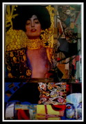 As a tribute to KLIMT