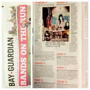 Bay Guardian newspaper article