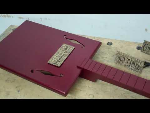 Cigar Box Guitar Pickups - As seen on TV