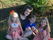 Jennifer and children