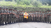 NEPAL KHUKURI MARTIAL ARTS (Nepal Army)