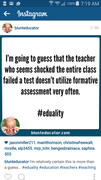 Thoughts on Assessment
