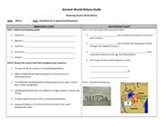 Examples of AFL Activities