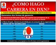 Carrera en DXN