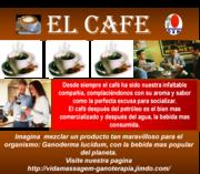 El CAFE de DXN