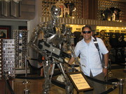 Vacaciones 2010 - Orlando, Fl - Diamantes Manuel y Nancy Madera