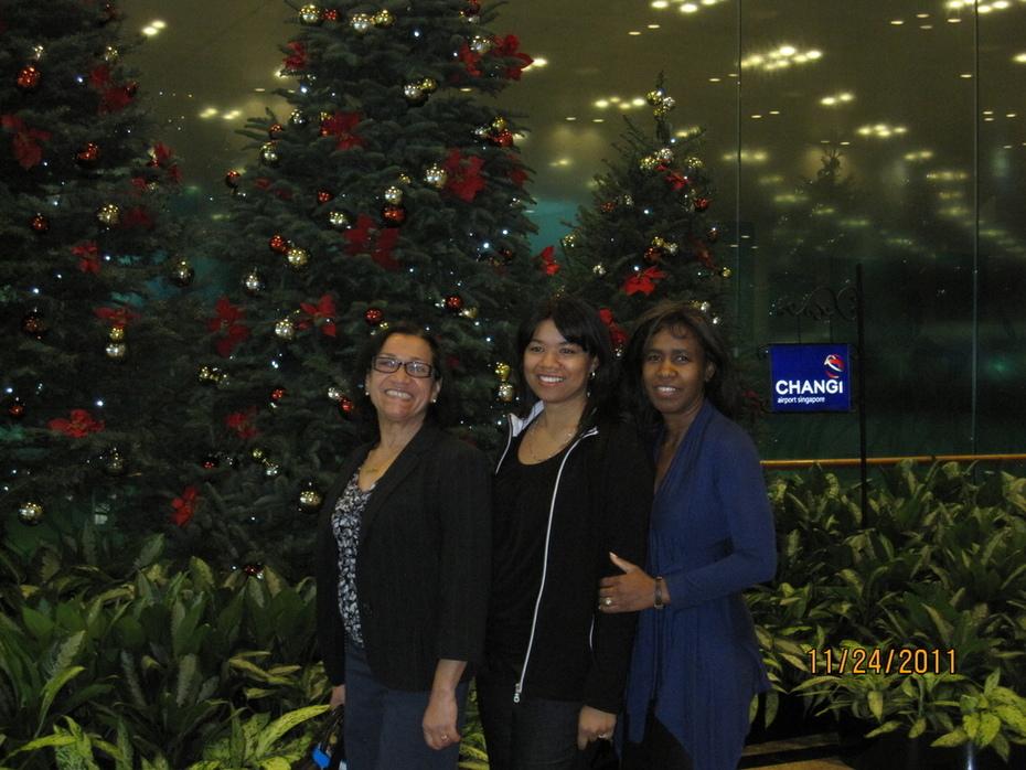 Ms Ana,Ms Carolina and Ms Nancy