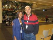 Ms Nancy and Mr Rafael