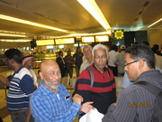 Mr Fatami,Mr Rafael and Victor Rafael