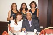 4to /// ANIVERSARIO DXN-PERU//Ms. Martha,Ms Ana,Ms Maria Lourdes,Ms Alicia and Mr. Rafael