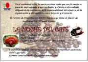 Familia// La Noche del Cafe// En Chaclacayo con Alin Y su Equipo