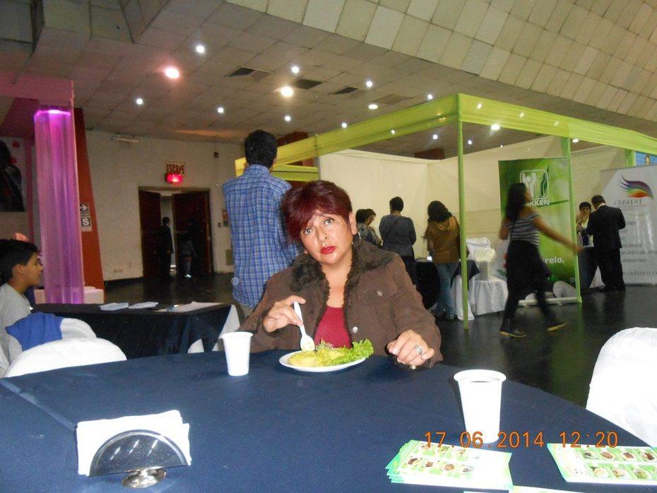 SPIRILINA CEREAL : EN UNA RICA OCOPA..